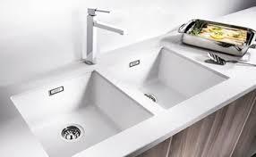undermount ceramic kitchen sink ceramic undermount kitchen sinks youtube blanco subline 350150u