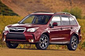 subaru justy turbo 2016 subaru forester pricing for sale edmunds