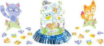 woodland baby shower party supplies party city