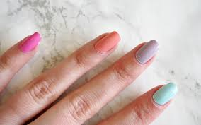 pretty pastel nails for spring nails inc vickisbeauty