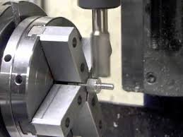 Cnc Rotary Table by Milling A Hex With Sherline Cnc Rotary Table Youtube