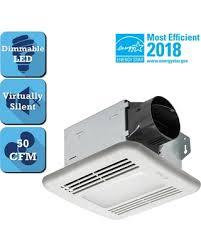 bathroom exhaust fan 50 cfm deals on integrity series 50 cfm ceiling bathroom exhaust fan with