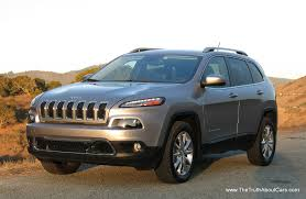 modified jeep cherokee review 2014 jeep cherokee limited v6 4x4 with video the truth