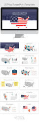 United States Map Template by 15 Best General Powerpoint Templates Images On Pinterest
