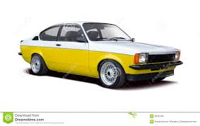 opel kadett opel kadett stock photo image 66087591