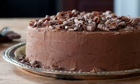 cappuccino chocolate layer cake with mocha frosting recipe relish
