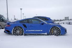 Porsche Gt3 Rs Msrp 2018 Porsche 911 Gt2 Rs Scooped The Widowmaker Is Back