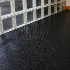 rubber floor tiles freeflow modular garage flooring roppe rubber