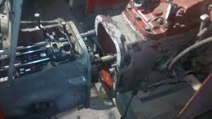 mf 165 multi power hydraulic pump break down spliting the