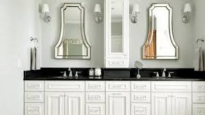 All Wood Vanity For Bathroom Vanity Lighting For Bathroom Marble Walls Presenting White Finish