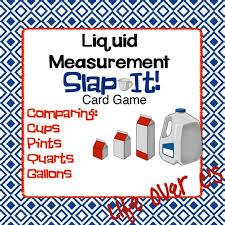 32 cups to gallons 22 best liquid measurement activities images on