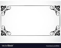 certificate frame certificate frame royalty free vector image vectorstock