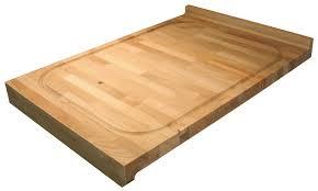 billot de cuisine billot bois reversible achat vente de accessoires plan de