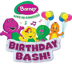 barney u0027s birthday bash contest u2013 vote now photos
