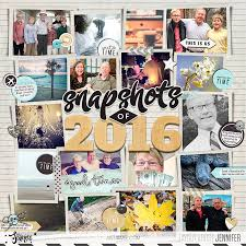 byoc december 2016 year in review photo collage templates