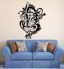 online get cheap buddha elephant wall decals aliexpress com
