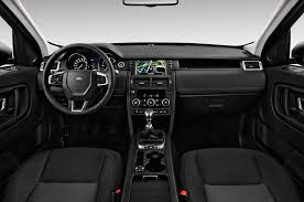land rover discovery sport 2016 2016 land rover discovery sport cockpit interior photo