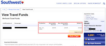 how to cancel southwest airlines flights paid or points u0026 view