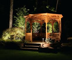 outdoor gazebo lighting home depot en lights battery canadian