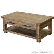 table weathered wood cabinets industrial coffee table with wheels