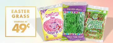 bulk easter grass easter grass basket grass party city