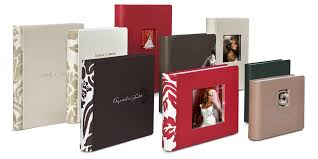 Leather Wedding Albums The Wedding Album Cover Protects And Enhances The Photo Story