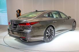 lexus ls features 2018 lexus ls 500 photos video and info car news