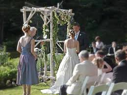 Wedding Arches Newcastle Alda U0027s Maine Weddings U0026 Celebration Flowers