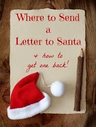 write a letter to santa and get one back edventures with kids