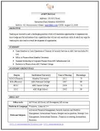 resume format free download for freshers pdf resume sle pdf download director fresher resume pdf free