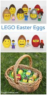decorative easter eggs minifigure decorated easter eggs
