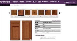 Sample Ordering KraftMaid Cabinetry - Kitchen maid cabinets sizes
