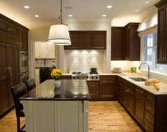 kitchen without island for kitchen with low ceiling