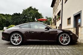 porsche 911 facelift spied porsche 911 facelift