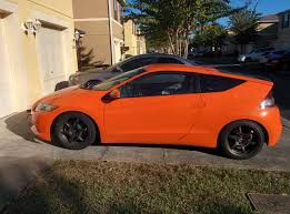 lowered cars and speed bumps first cr z on all swift 65mm springs backyard special perches