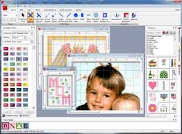 cross stitch pattern design software pcstitch premier cross stitch software