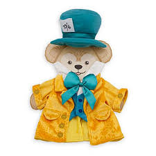 your wdw store disney duffy clothes mad hatter costume