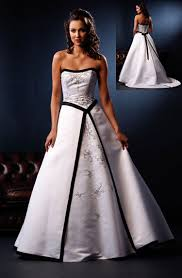 black and white wedding dresses wedding dress black and white wedding dress decoration designs i