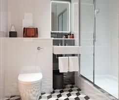 next bathroom shelves the strand palace hotel trevillion