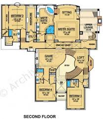 Courtyard Homes Floor Plans by Villa Barbaro Courtyard House Plan Best Selling House Plan