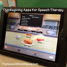 thanksgiving apps for speech therapy speech room news