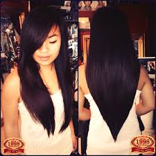 u shaped back ideas for curly wavy and straight hair mane