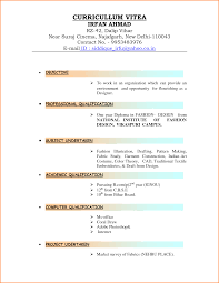 Resume Worker Different Formats For Resumes 21 6 Resume Worker Uxhandy Com