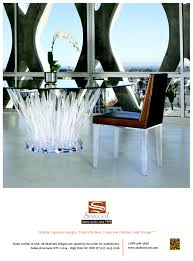 designer furniture acrylic furniture manufacturers lucite
