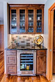 modern zen renovation dovetail kitchen design st joesph mn