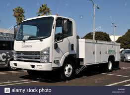 electric truck zero truck an electric truck stock photo royalty free image
