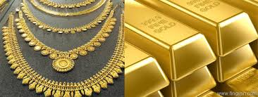 tax on gold no excise duty on gold jewellery purchase
