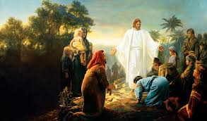 Image Of Christ by Who Are The Witnesses Of Christ In 2 Nephi Book Of Mormon Central