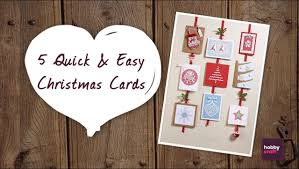 how to make and easy cards