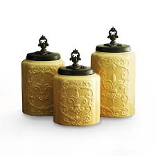 Brown Kitchen Canister Sets by 28 Ceramic Canisters For Kitchen Vintage White Ceramic